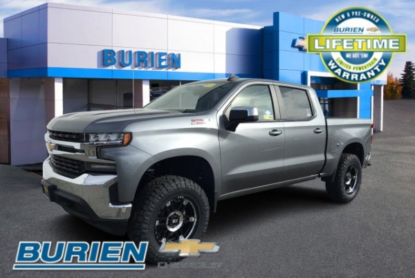 2019 Chevrolet Silverado 1500 in Burien, WA