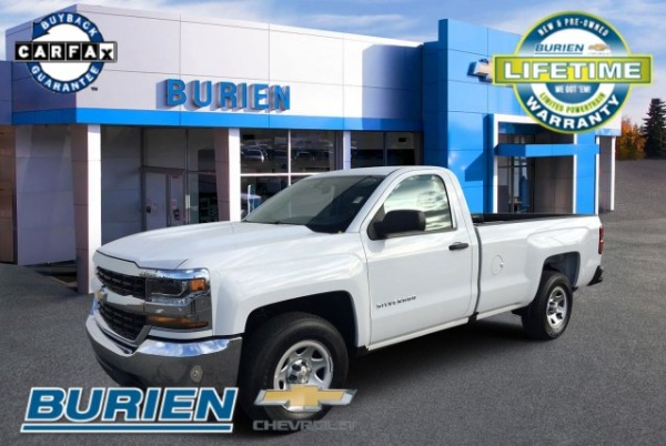 2018 Chevrolet Silverado 1500 in Burien, WA