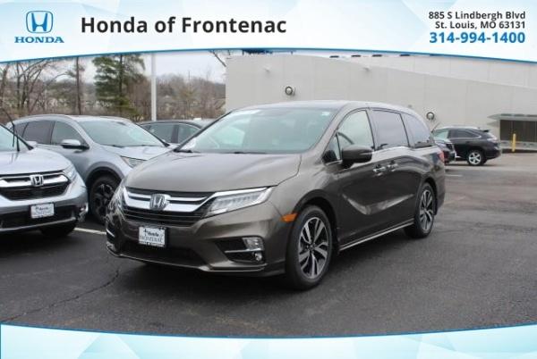 St Louis Honda >> 2019 Honda Odyssey Elite For Sale In St Louis Mo Truecar