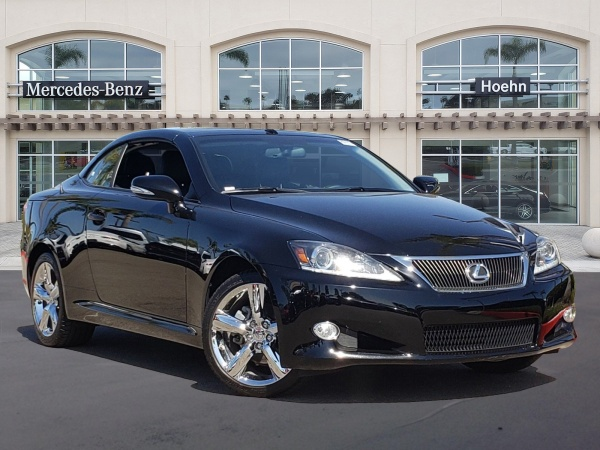 2015 Lexus IS 250C Base