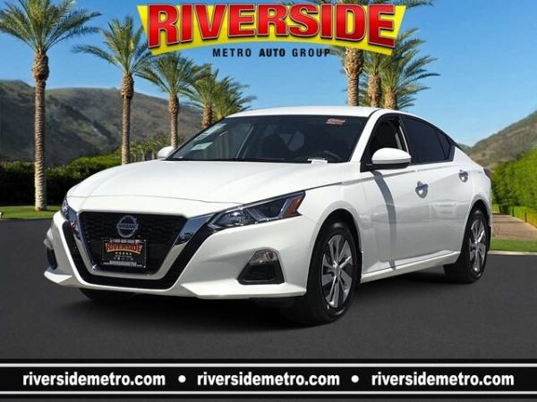 2020 Nissan Altima in Riverside, CA