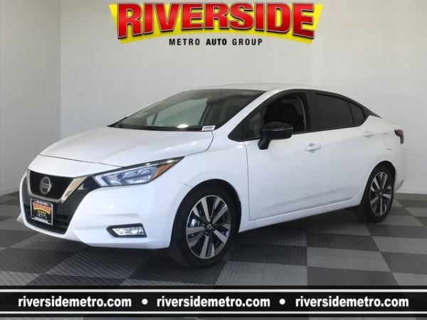 2020 Nissan Versa in Riverside, CA