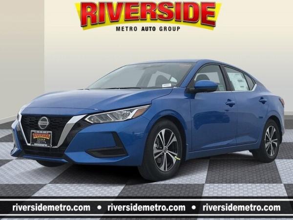 2020 Nissan Sentra in Riverside, CA