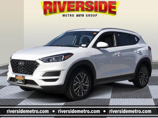 2020 Hyundai Tucson in Riverside, CA