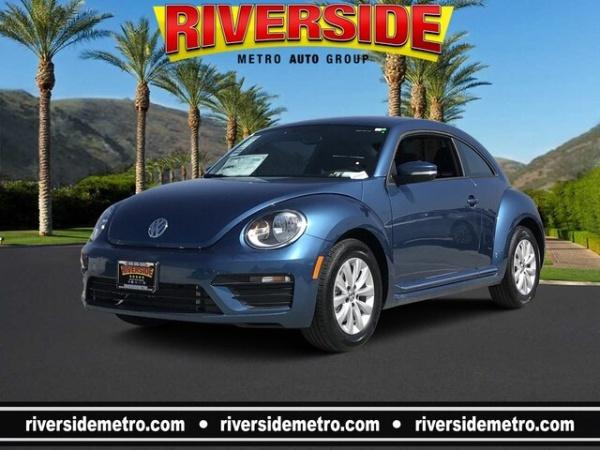 2019 Volkswagen Beetle in Riverside, CA