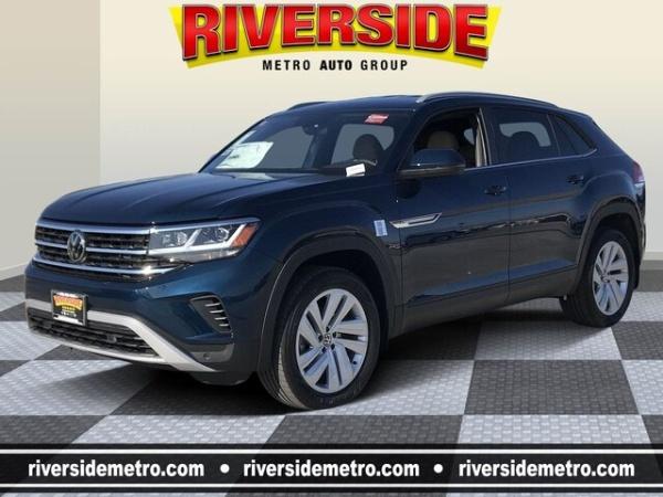 2020 Volkswagen Atlas Cross Sport in Riverside, CA