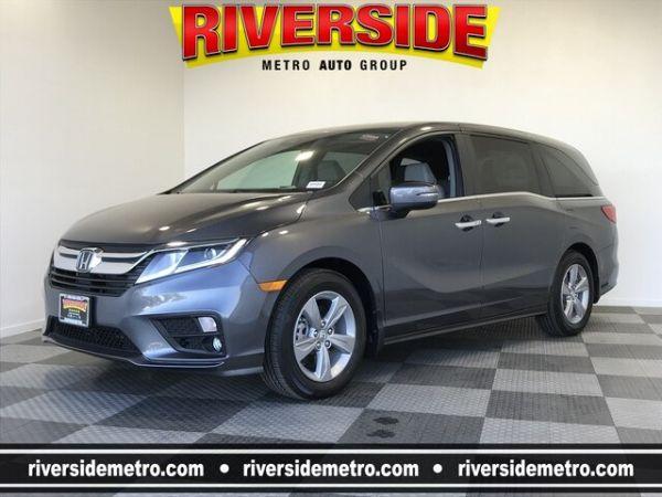 2020 Honda Odyssey in Riverside, CA