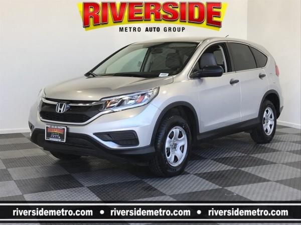 2016 Honda CR-V in Riverside, CA