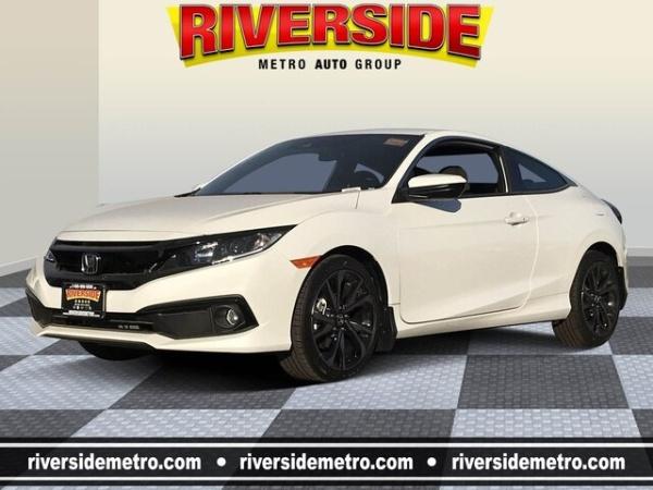 2019 Honda Civic in Riverside, CA