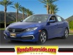 2019 Honda Civic LX Sedan CVT for Sale in Riverside, CA