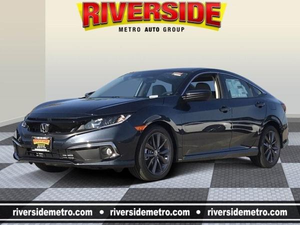 2020 Honda Civic in Riverside, CA