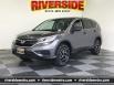 2016 Honda CR-V SE FWD for Sale in Riverside, CA