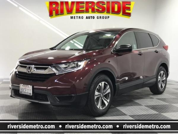 2018 Honda CR-V in Riverside, CA