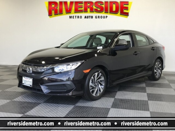 2017 Honda Civic in Riverside, CA