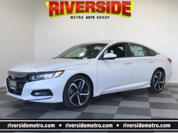 2020 Honda Accord in Riverside, CA