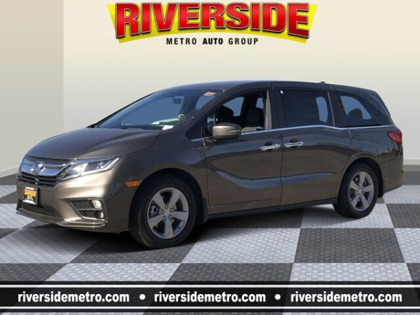 2019 Honda Odyssey in Riverside, CA