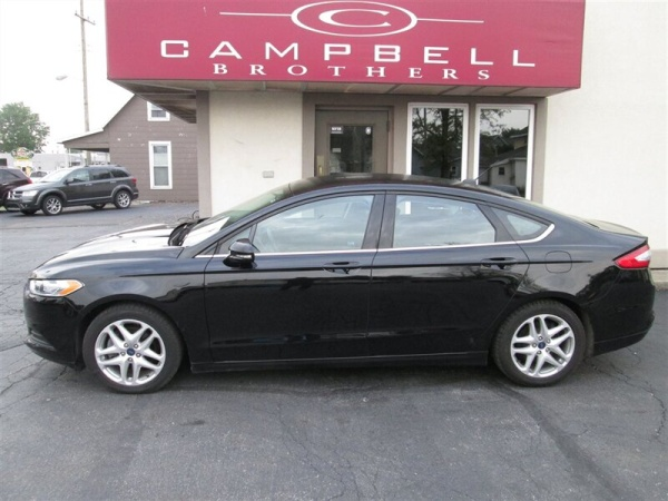 2016 Ford Fusion in Rushville, IN