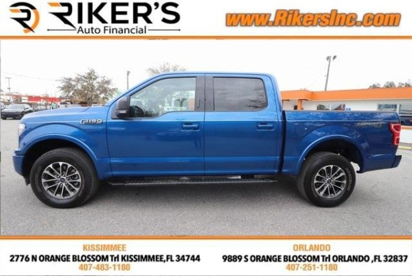 2018 Ford F-150 in Kissimmee, FL