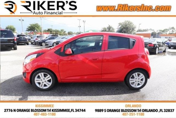 2014 Chevrolet Spark in Kissimmee, FL