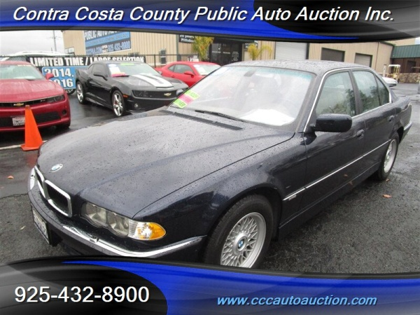 2001 BMW 7 Series in Pittsburg, CA