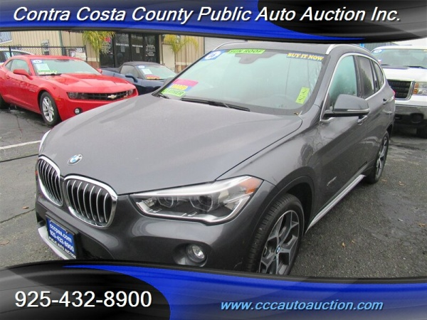 2016 BMW X1 in Pittsburg, CA