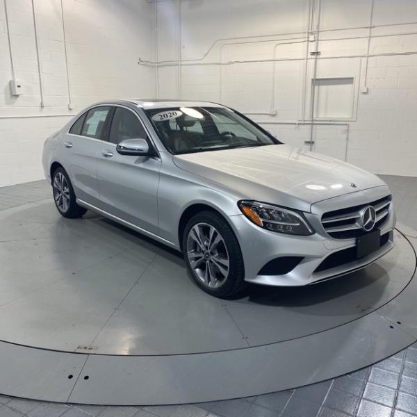 2020 Mercedes-Benz C-Class in West Caldwell, NJ