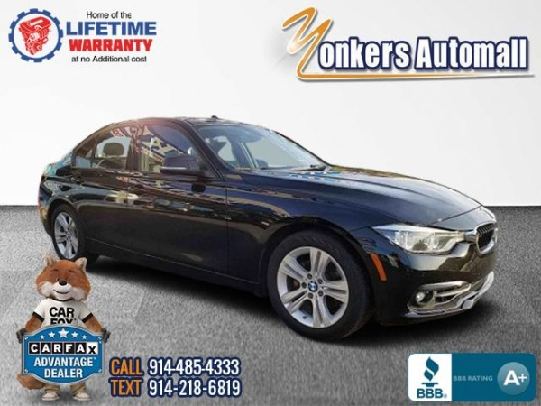 2016 BMW 3 Series in Yonkers, NY