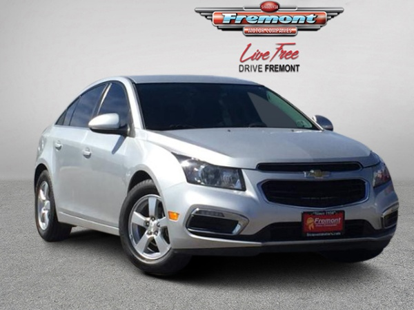 2016 Chevrolet Cruze Limited in Scottsbluff, NE