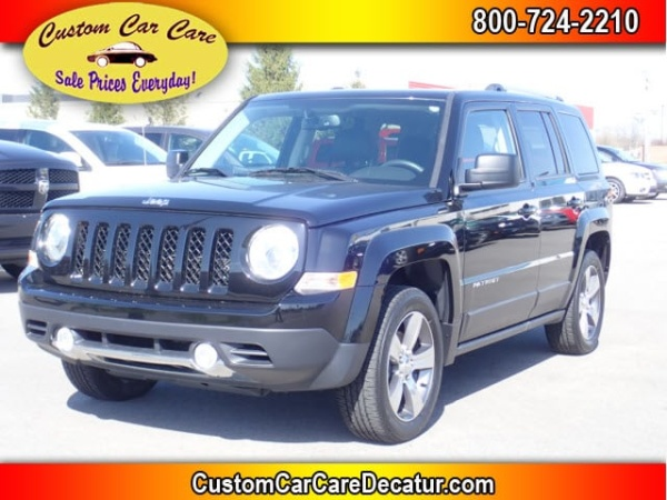 used jeep patriot for sale in lima oh u s news world report. Black Bedroom Furniture Sets. Home Design Ideas