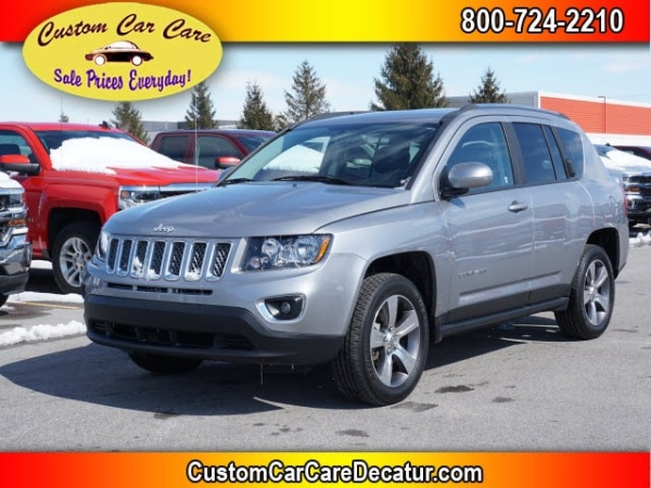 2017 Jeep Compass in Decatur, IN