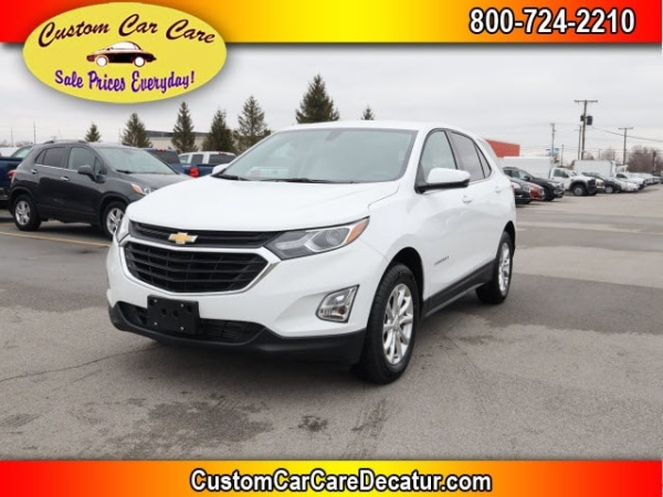2018 Chevrolet Equinox in Decatur, IN