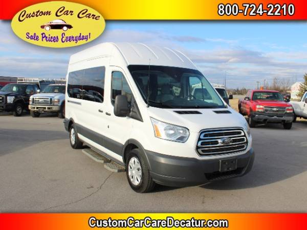 2015 Ford Transit Passenger Wagon in Decatur, IN