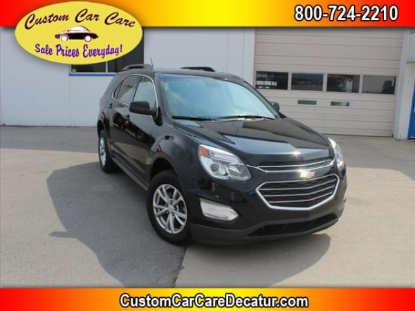 2017 Chevrolet Equinox in Decatur, IN