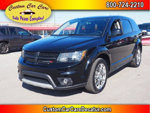 2017 Dodge Journey in Decatur, IN
