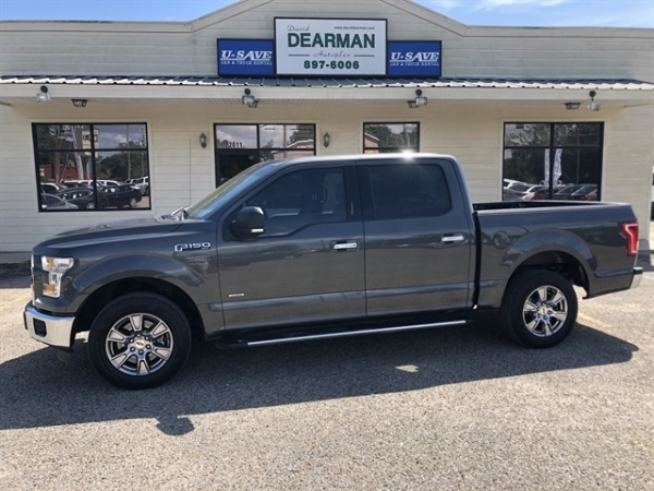 2015 Ford F-150 in Gulfport, MS