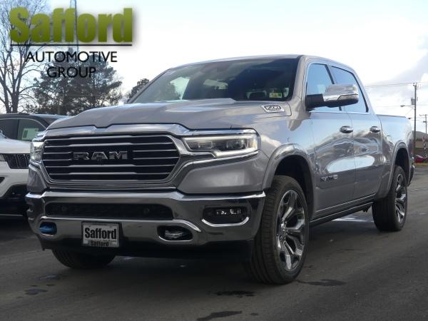 2019 Ram 1500 Laramie Longhorn