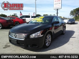 2015 Nissan Maxima For Sale >> Used Nissan Maxima For Sale In Saint Cloud Fl 280 Used Maxima