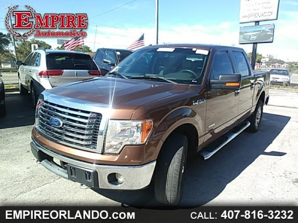 2011 Ford F-150