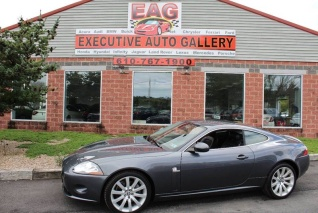 Used 2007 Jaguar XK Coupe For Sale In Walnutport, PA