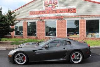 Used Ferrari 599 Gtb Fioranos For Sale Truecar
