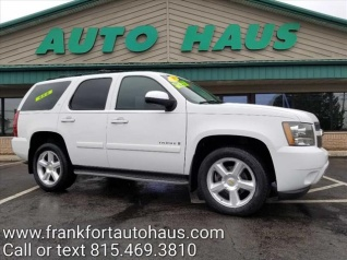 2007 Chevrolet Tahoe Lt 4wd For In Frankfort Il
