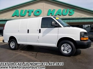 97b57ab9e4 Used 2014 Chevrolet Express Cargo Van 2500 RWD SWB for Sale in Frankfort