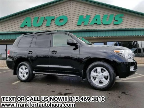 Used Toyota Land Cruiser For Sale In Chicago Il U S