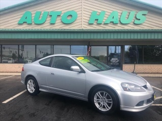 2006 Acura Rsx With Leather Automatic For In Frankfort Il