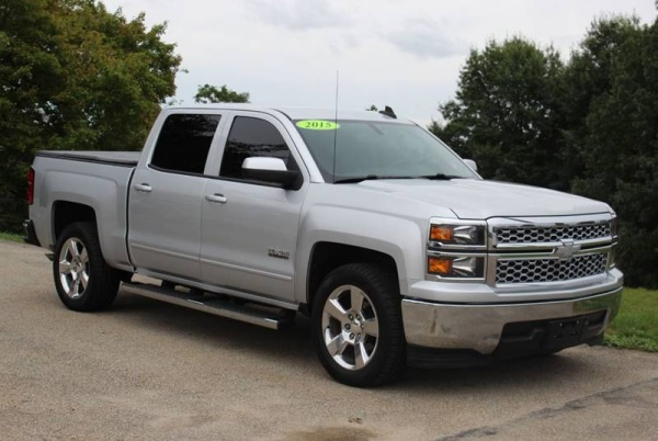 2015 chevrolet silverado 1500 lt with 1lt crew cab short box 2wd for sale in irwin pa truecar. Black Bedroom Furniture Sets. Home Design Ideas