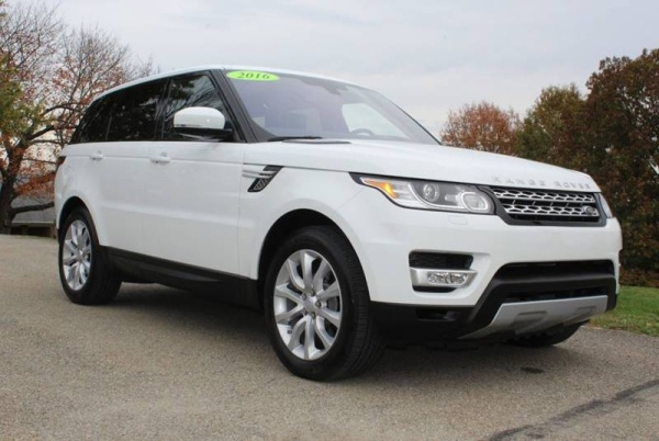 2016 Land Rover Range Rover Sport in Irwin, PA
