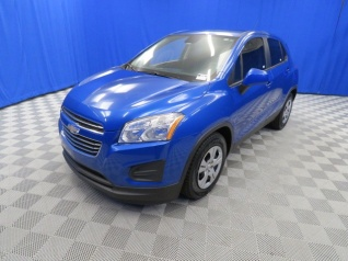 Used Chevy Trax >> Used Chevrolet Traxs For Sale Truecar