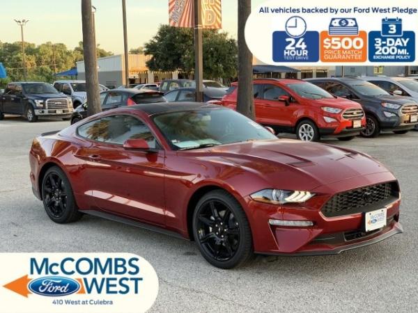 2019 Ford Mustang in San Antonio, TX