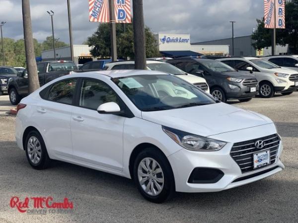 2019 Hyundai Accent in San Antonio, TX