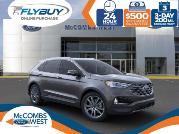 2020 Ford Edge in San Antonio, TX